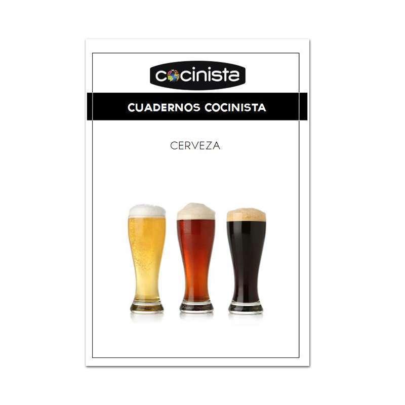 Cocinista Equipo Mini De Luxe con Malta para Hacer Cerveza con Capacidad de 17 l