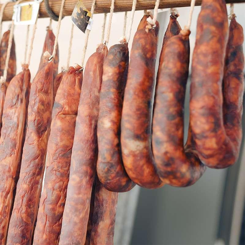 Chorizo Sarta Vela Y De Cocinar Www Cocinista Es