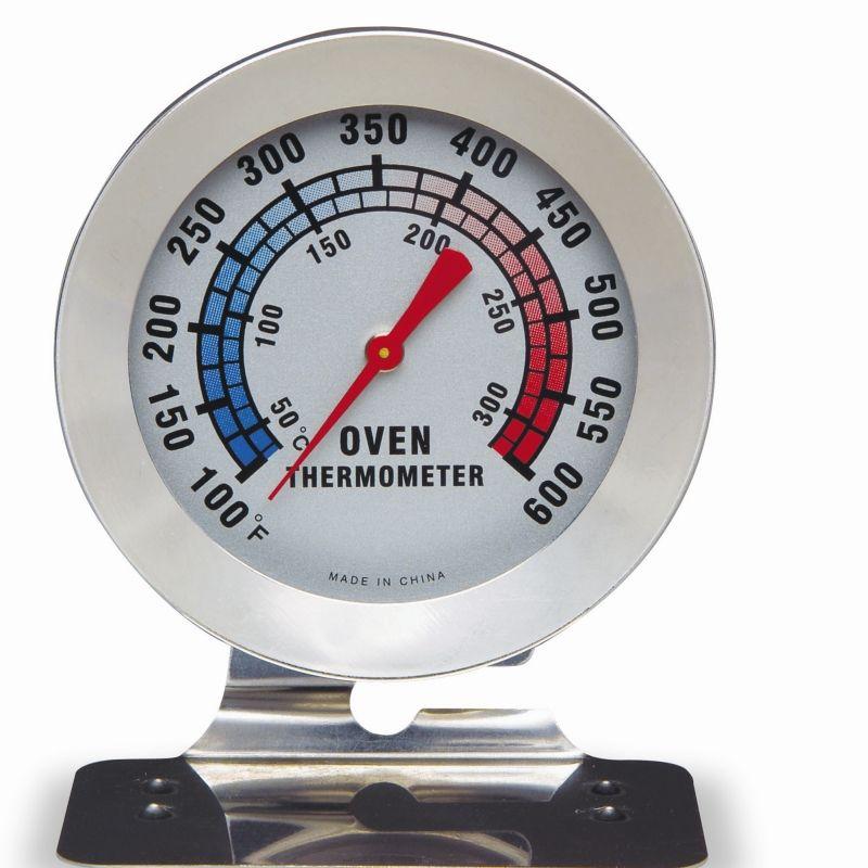 Term metro para horno con base hasta 350 lacor - Termometro de pared ...