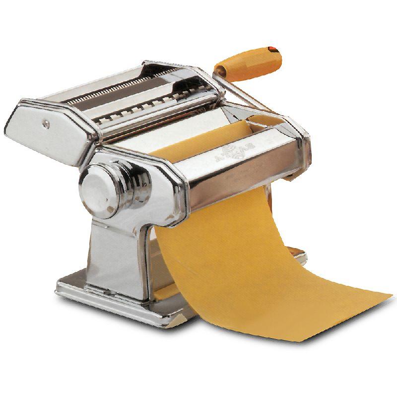 M quina para hacer pasta fresca atlas 150 15 cm marcato - Maquina para hacer pastas caseras ...