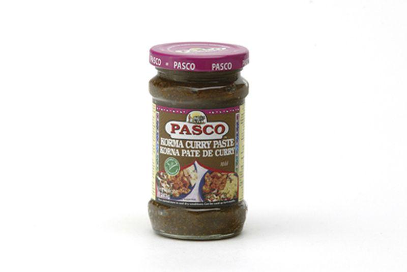 Pasta de curry Korma - 280 gr Pasco | www.cocinista.es