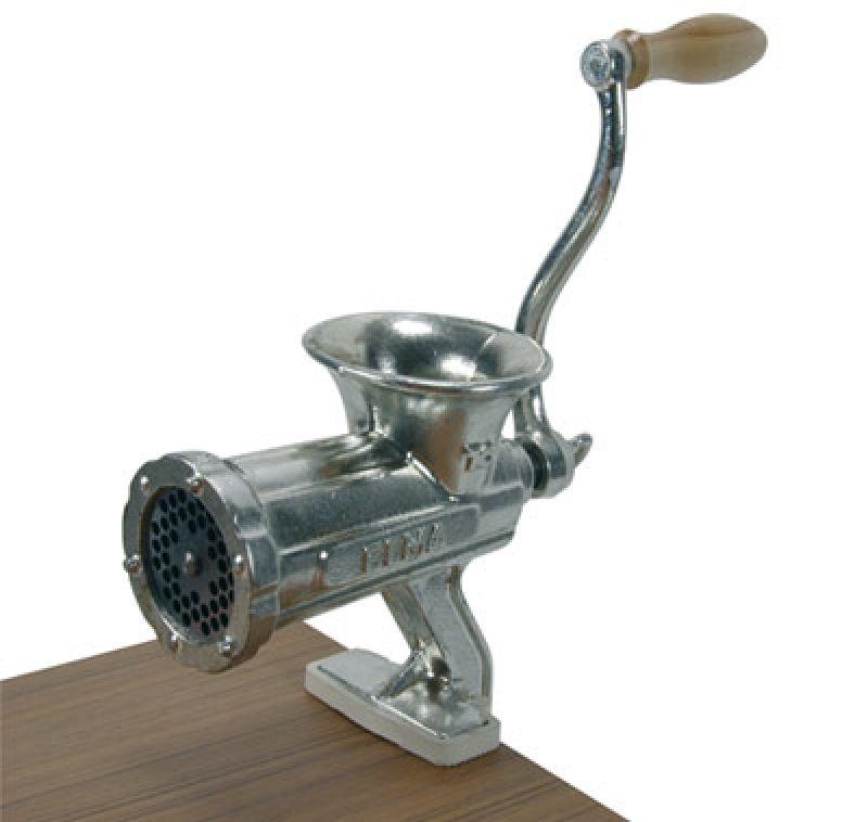 Picadora manual del n 5 10 20 kg hora elma www for Como echar gotele sin maquina