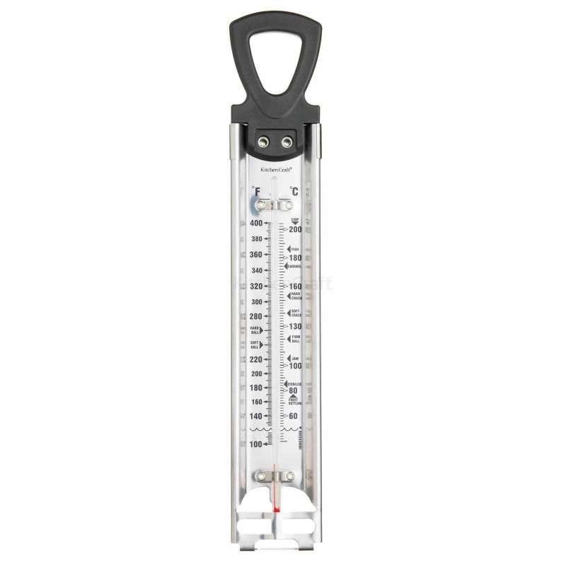 Term metro de cocina en acero inox 60 a 200 kitchen for Termometro de cocina
