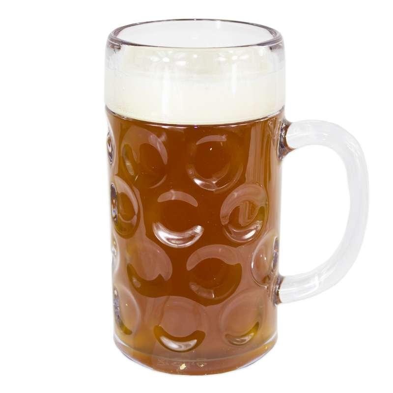 Jarra de cerveza 1 litro for Jarras para cerveza