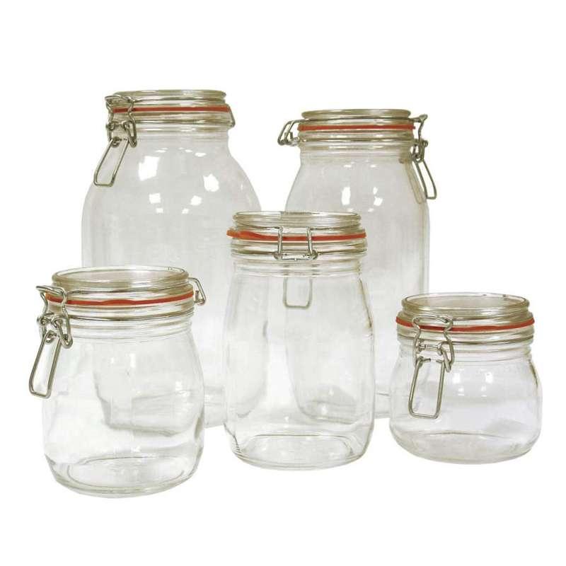 Ml Glass Jars