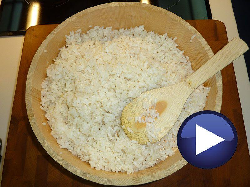 Arroz para hacer sushi for Como hacer arroz para sushi