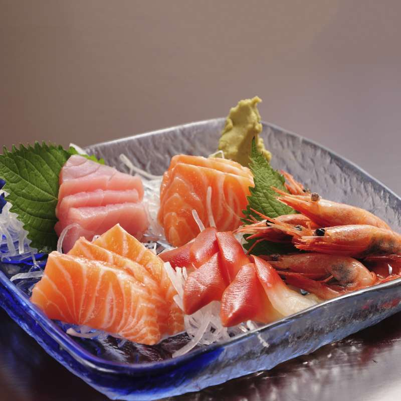 Congelar y descongelar el pescado para sashimi - Cocinar pescado congelado ...