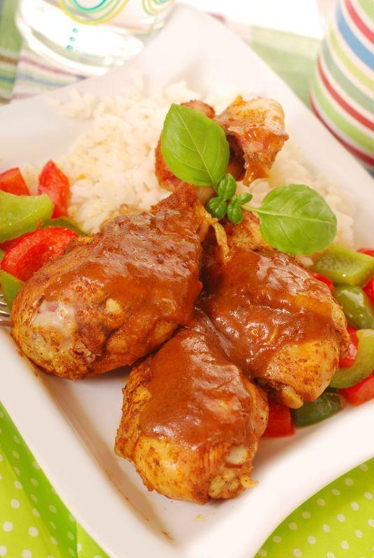 Pollo en adobo - Como se hace pollo en salsa ...
