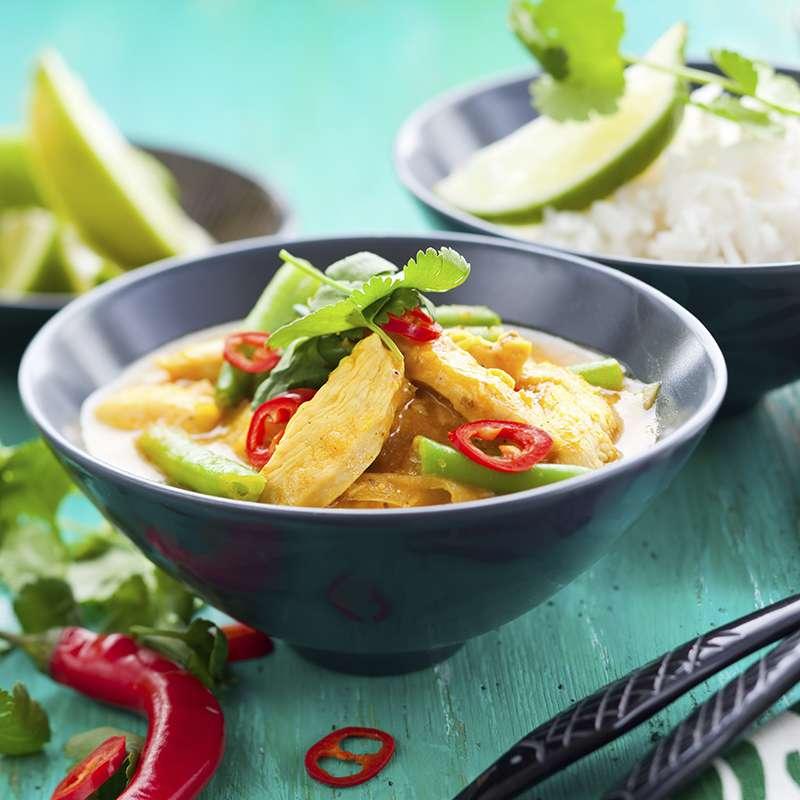 Los currys tailandeses son, en nuestra o