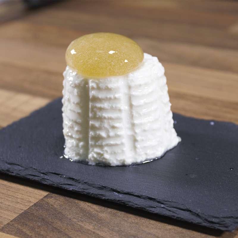 Receta de queso fresco | www.cocinista.es