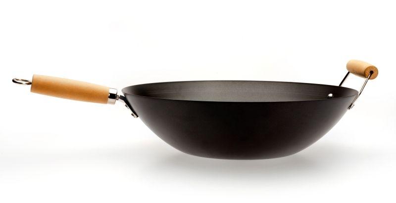 Wok for Cocinar wok sin aceite